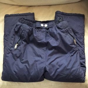 Other - Universal blue snow pants size 6/6X